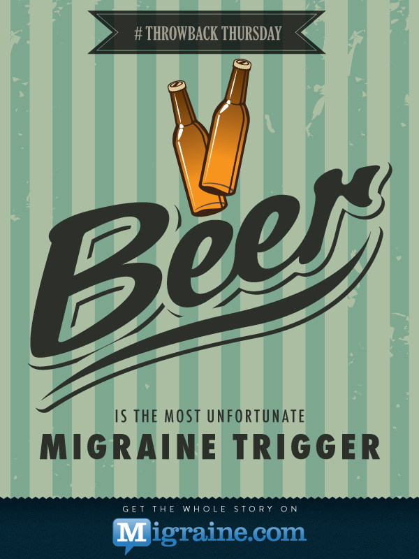 Beer and migraine