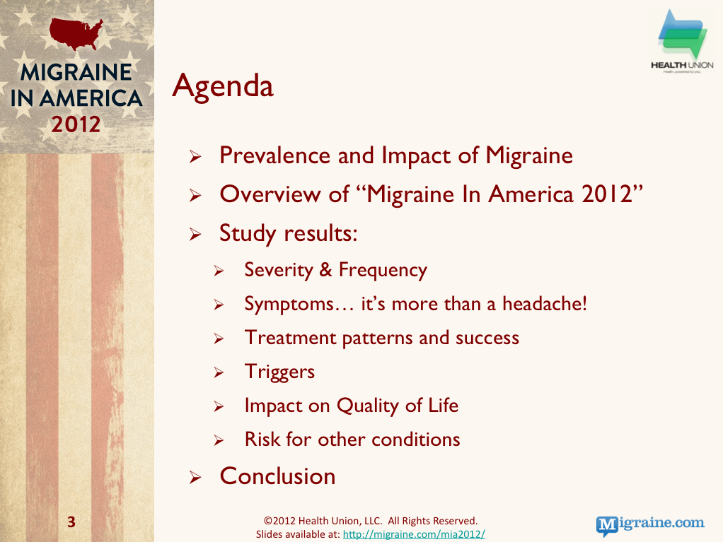 overview of migraines essay