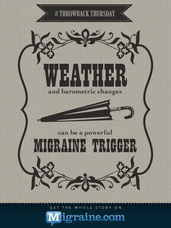 Migraine and weather