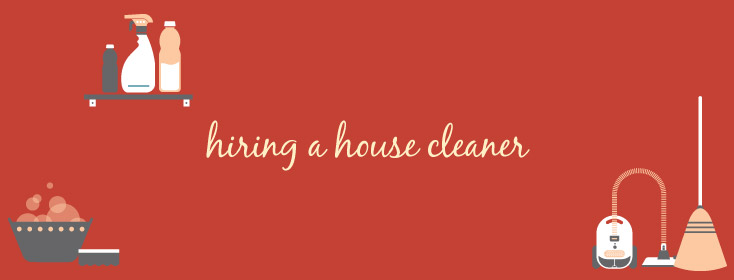 Hiring a house cleaner-a justifiable healthcare cost