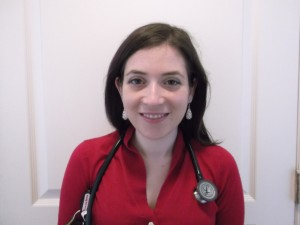 Dr Larisa Syrow