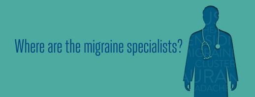Severe Migraine Specialist Shortage Limits Care image