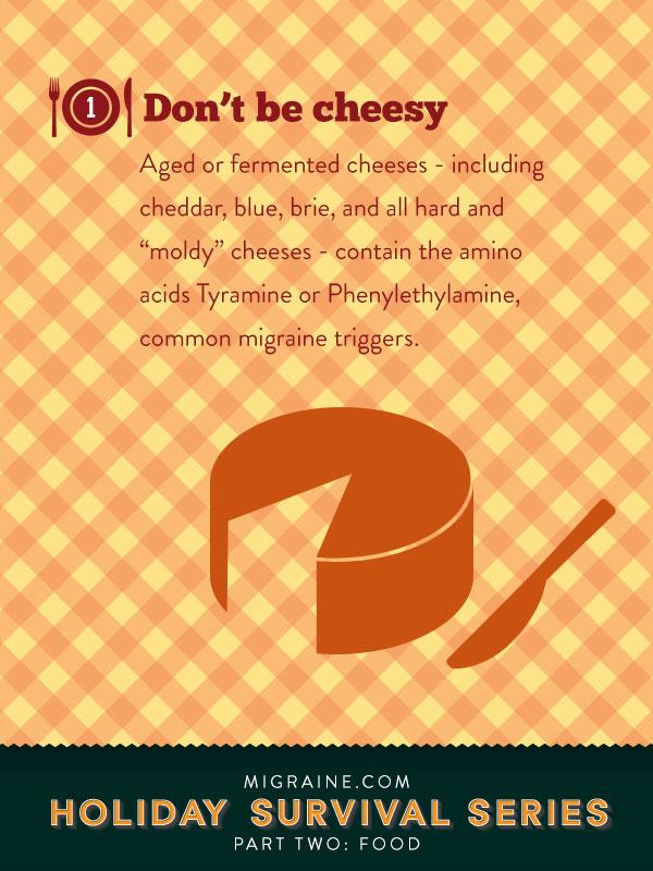 Food: a Migraine.com holiday survival guide
