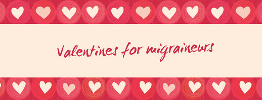 Valentines for Migraineurs image