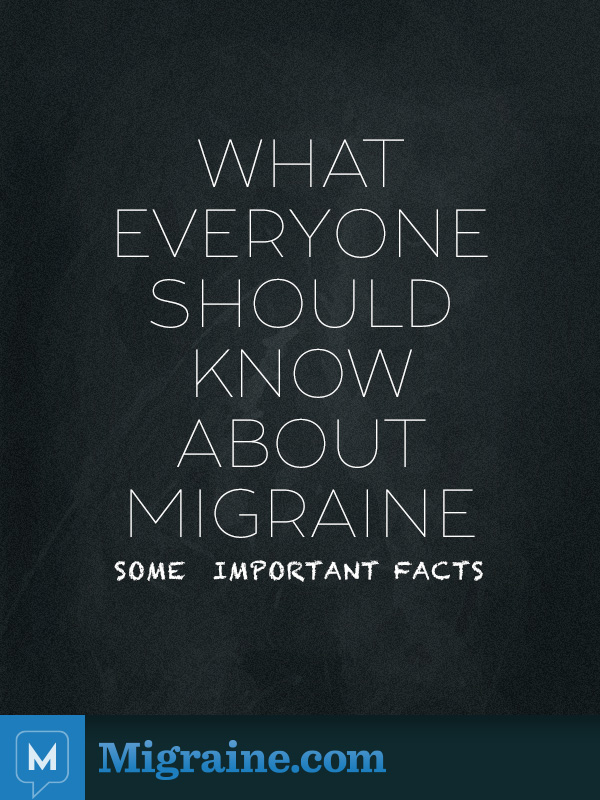 What everyone should know about migraine 00
