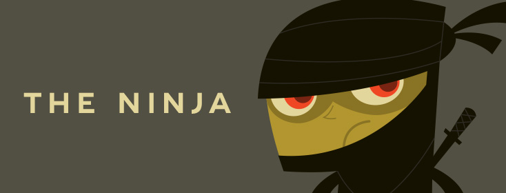 Completely Unofficial, Made-Up Migraine Types: The Ninja