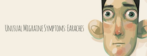 Unusual Migraine Symptoms: Earaches, Ear Pain image