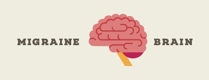 Treating migraine brain