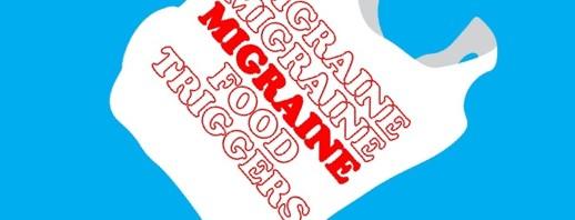 Top migraine food triggers image