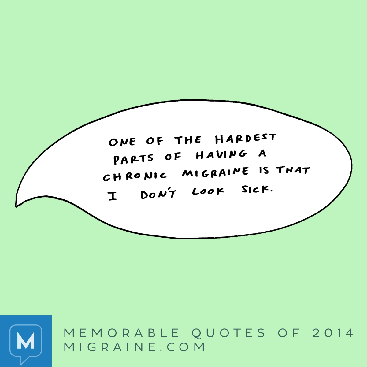 4 H Quotes Memorable Quotes Of 2014  Migraine