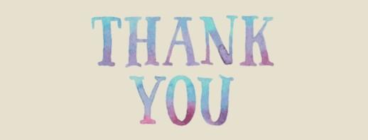 Thank You! image