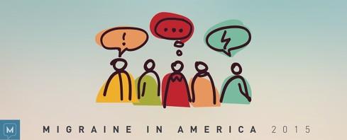 Migraine in America 2015 image