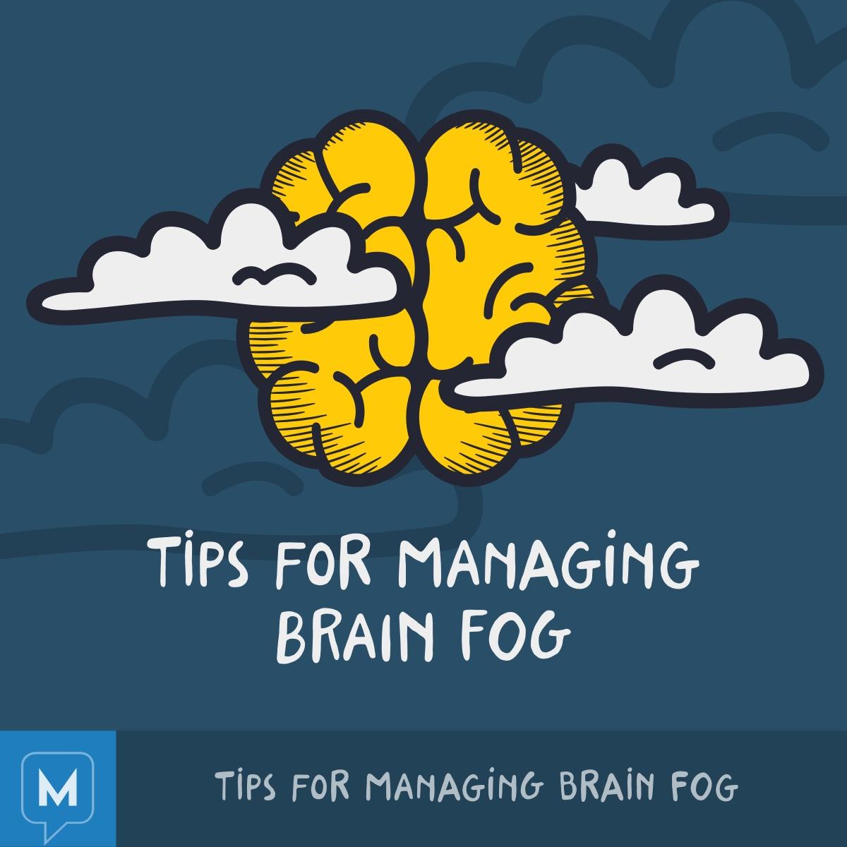 how to break brain fog