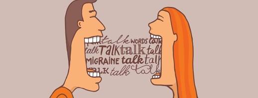Fighting for Migraine - With Words image