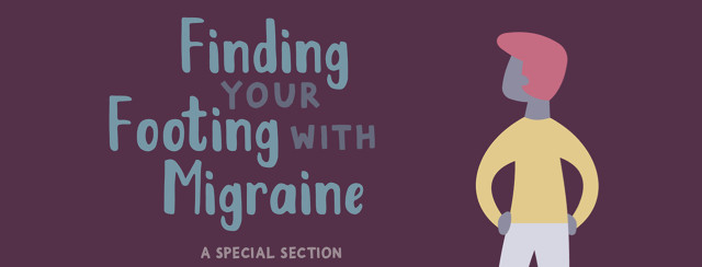 Finding your Footing with Migraine image