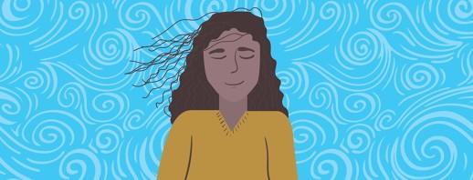 Migraines Lessen Under Extreme Stress image