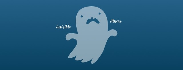 Living with an invisible condition