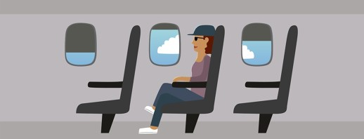 The Migraine Girl's Tips for Air Travel, Part II: In the Air image