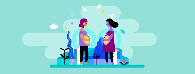 What to Expect When You're Expecting with Migraine? Two Patient Advocates Compare Experiences