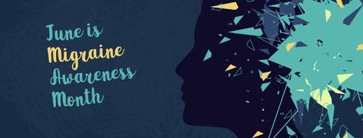 2018 Migraine Awareness Month image