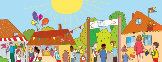Migraine Minefield 1: Outdoor Summer Festival image