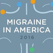 Migraine in America 2016 image