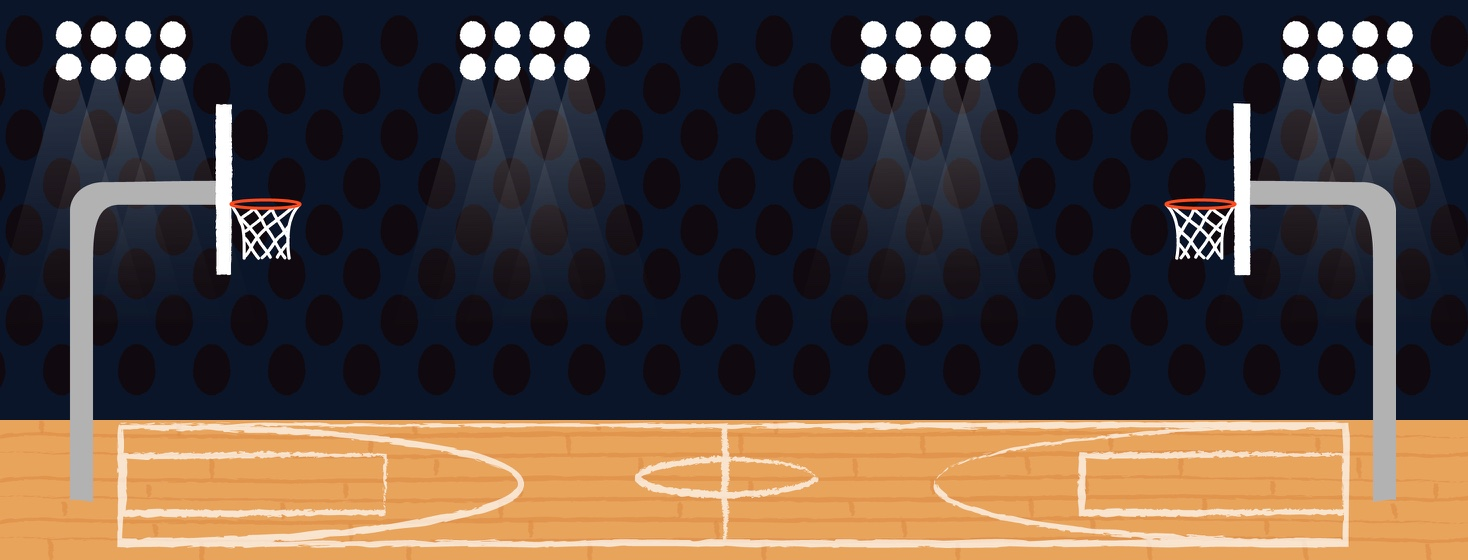 Migraine Minefield 2: The college basketball game