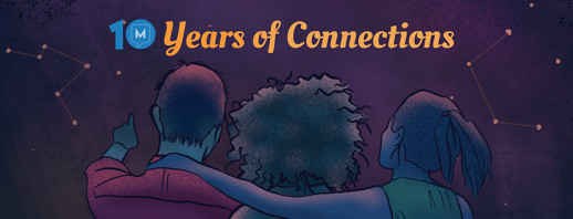 Celebrating 10 Years of Community, Understanding, and Connections image