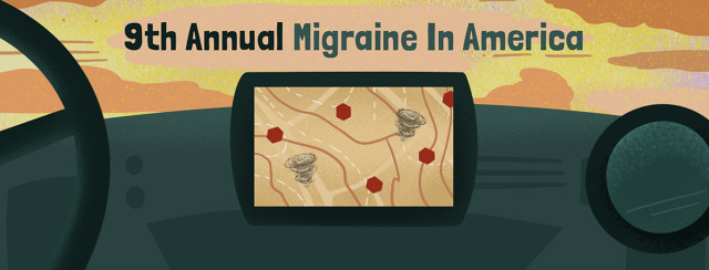 Finding Control Over Migraine Through Our Triggers image