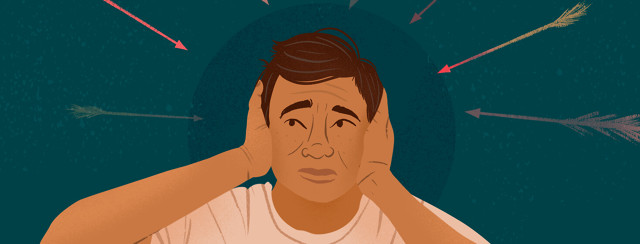 The Looming Fear of a Migraine Attack image