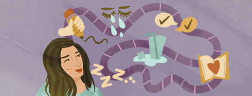 Shanon Offers Advice to Navigate the Trauma of Migraine image